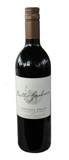 2012 Cab Franc | Baillie-Grohman Estate Winery