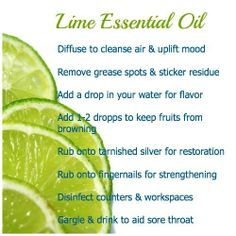 LIME ESSENTIAL