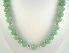 Hey, I found this really awesome Etsy listing at https://www.etsy.com/listing/165932109/aventurine-necklace-green-aventurine