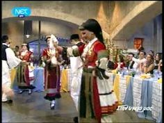 Mpaino Mes T' Ampeli - Tassia - Neratzia Greek Traditional Dress, Wedding Songs, Folklore, Dance, History, Music, Youtube, Therapy, Dancing