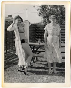 See my flickr vintage snapshots set, for many more unusual, weird and wonderful snapshots.