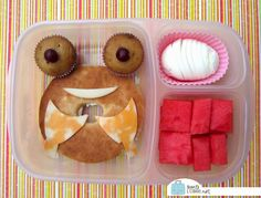 BentoLunch.net - What's for lunch at our house: Happy Crabby Bento