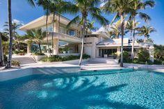 Jupiter Island Mansion - 440 S Beach Road, Jupiter Island, FL #mansion #dreamhome #dream #luxury :