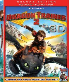 Dragon Trainer 2 (2014) Bluray FULL 3D 1080p AVC DTS-HD ENG DTS ITA - DDN