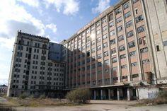 Millenium Mills Docklands