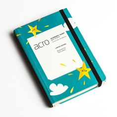 Acro Creative  finally a diary that doesn't start from January
