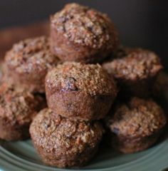 What's Cookin? Carrot Bran Muffins