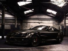 Mercedes_Benz_SLR_Black__front_by_RS__Design