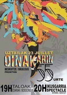 55 bougies pour le Groupe OINAK ARIN de Briscous