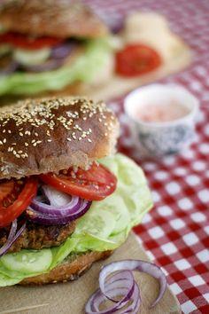 100% domowy fit burger