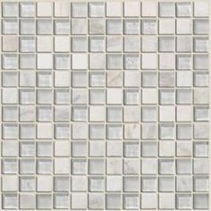 MIXED UP 1X1 MOSAIC STONE | Prosource Flooring