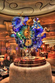 Chihuly | Dale Chihuly Flowers. Wenn ich mich nicht irre, habe ich diese gerade in Las Vegas im Bellagio in natura gesehen, nebst einer beeindruckenden Deckenkonstruktion in der Eingangshalle. Wunderhübsch!!