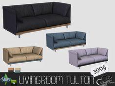 BuffSumm's Livingroom Tulton Loveseat