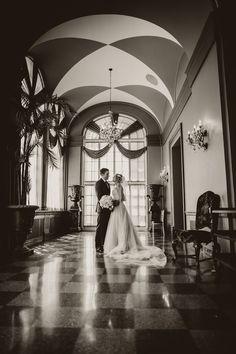 Shaunna & JJ @ Statler City – Wedding Photography Buffalo, NY
