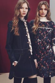 See by Chloé Fall 2015 Ready-to-Wear Fashion Show: Complete Collection - Style.com
