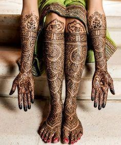 from custom henna designs to bridal henna in the latest styles: arabic henna, dulha and dulhan henna, floral mehndi, traditional mehendi, Henna Tattoos, Henna Tattoo Designs, Paisley Tattoos, Tattoo Ideas, Art Tattoos, Asian Bridal Wear, Indian Bridal, Henna Indiana, Indian Henna