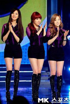 #tts #seohyun #tiffany #taeyeon #snsd