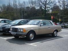 1980 Mercedes-Benz 230CE