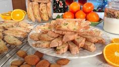 Gino's cantuccini - perfect for dunking!