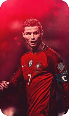 Portugal Home Red Jersey shows the royal style.It breaks through the rich and classic Portuguese aesthetic, with golden embellishments praising the team's landmark victory. Click the Link to Join & Win such Item. Cristiano Ronaldo 7, Cristiano Ronaldo Wallpapers, Messi And Ronaldo, Cr7 Portugal, Portugal Soccer, Champions League, Cr7 Wallpapers, Portugal National Team, Yoga Fitness