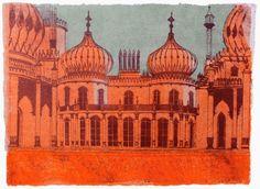 The Royal Pavilion, Brighton - Robert Tavener