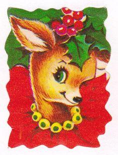 Reindeer...  ♺ Kathy H