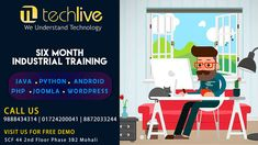 Techlive Solutions is the Best company providing 6 months/6 weeks HPE  training in mohali | Chandigarh,HPE certifications,Industrial Trainings,PHP Training ,HP JAVA Training ,HP Certified  ANDROID Training. Techlive is Hewlett Packard Authorized Delivery Partner Offering HP Certifications. The main focus of Techlive Solutions is quality Training. Techlive is also into software development and customized application development