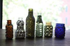 Crochet Bottle Covers