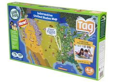 Tag™ United States of America Map - $20
