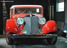 1936 Mercedes-Benz 500K Image