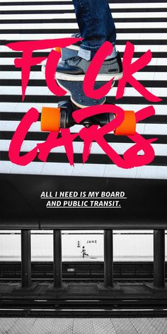 All I need is my board and public transit.  --- #newyorkcity #newyork #toronto #boostedboards #boostedboard #skateboard #hoverboard #type #typeface #typography #graphicdesign #graphicdesigner #psd #paulsyngdesign #adobe #photoshop #365daysoftype #365 #365project #365challenge #photography #skate // Images: @longboard_living @unsplash #collage #art #design #studio #branding #vans #instagram #instagood  --- Follow me on instagram.com/paulsyng for more. 365 Challenge, Project 365, Adobe Photoshop, Collage Art, Skateboard, Toronto, Public, Vans, Typography