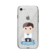 Case - El case del optómetra, encuentra este producto en nuestra tienda online y personalízalo con un nombre o mensaje. Phone Cases, Store, Messages, Phone Case
