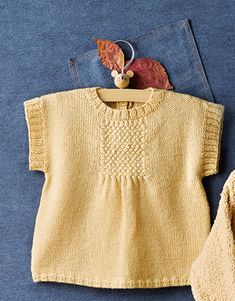 1ed06c91e87 Heft Baby 78 Herbst / Winter   35: Baby Pullover   Senfgelb Δωρεάν Πλέξιμο,