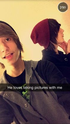 Kyle David Hall and his amazing music taste, and Johnnie Guilbert
