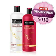 Tresemme Keratin Smooth - got get my baby hair straight!
