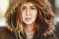 Gorgeous Female Portraits by Yannick Desmet #inspiration #photography
