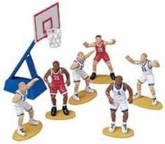 Basketball Cake Decorating Kit