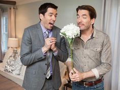 Calling all Drew Scott fans: We've rounded up some of his best poses and behind-the-scene moments for your viewing pleasure.