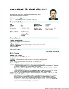 Download Resume Free Best Professional Template Templates Examples Format Word Cv Psd