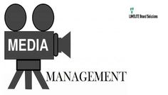 Media Management are on an extremely essential level the workmanship and investigation of setting up associations between an association and its key groups of onlookers. Limelite Brand Solutions has been eminent for giving Top quality media mangement Services in Delhi NCR to to enhance brand viewership. http://limelitebrandsolutions.com/advertising.html