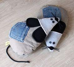 Cojines de ratón - niño - DecoBazaar