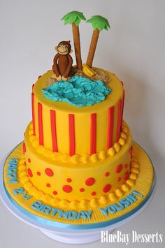 Cake Decorating Store In West Allis Wi : 1000+ images about Curious George Birthday Party Ideas on ...