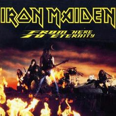 Iron Maiden-From here to eternity,1992