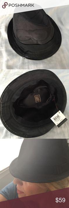 New black Coach hat Coach signature C ladies hat Coach Accessories Hats
