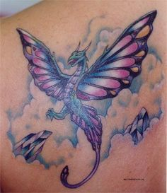 Dragon Tattoo Designs Female Dragon Cartoon Tattoos For Women Dragon Tattoo Designs Female, Dragon Tattoo Images, Small Dragon Tattoos, Dragon Tattoo For Women, Chinese Dragon Tattoos, Tattoo Designs Men, Dragon Tattoo Feminine, Small Tattoos, Cute Dragon Tattoo