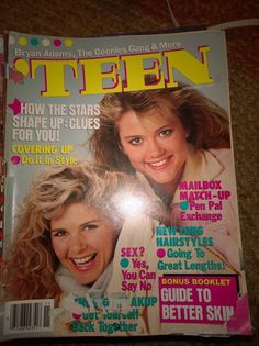 Teen star magazine gallery
