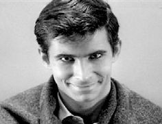 """Psycho , (1960), """"We all go a little mad sometimes"""", Norman Bates (Anthony Perkins)"""