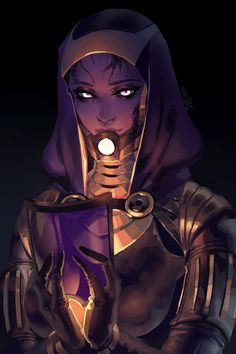 Tali'zorah vas Normandy - rough piece for Patreon by shilin, Mass Effect Fan Art of Tali, Digital Painting, Inspirational Art Mass Effect Characters, Fantasy Characters, Tali Mass Effect, Mass Effect Citadel, Mass Effect Games, Character Concept, Character Art, Character Ideas, Mononoke Anime