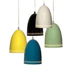 Dynamo lamp small - mint green - Superliving