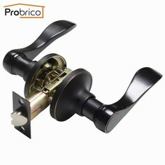 Flat Ball Knobs Entrance/Privacy/Passage/Dummy Door Lock Knob, Oil Rubbed  Bronze Finish | Probrico Door Lever Locks | Pinterest | Oil Rubbed Bronze,  Door ...